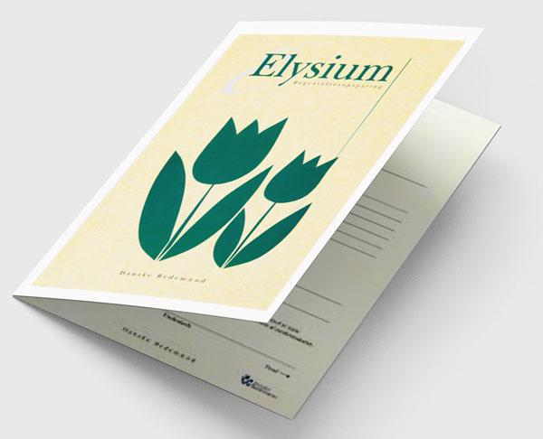 Bestil Elysium er for dig, der ønsker at stille økonomiske midler til rådighed til dine efterladte.